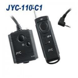 JYC Télécommande sans fil jusqu'à 100m N3/N10 pour Nikon D7000/D90/D3100/D5000/D5100