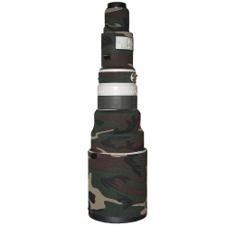 Lenscoat ForestGreenCamo pour Canon 600 4 non is
