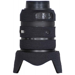 Lenscoat Black pour Nikon 18-200 f/3.5-5.6G ED VR II