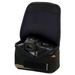 Lenscoat BodyBag Compact ForestGreenCamo
