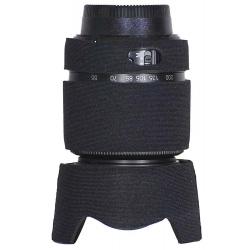Lenscoat Black pour Nikon 55-200 f/4-5.6G ED AF-S DX