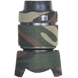 Lenscoat ForestGreenCamo pour Nikon 55-200 f/4-5.6G ED AF-S DX
