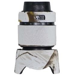 Lenscoat RealtreeAPSnow pour Nikon 55-200 f/4-5.6G ED AF-S DX