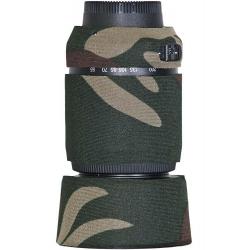 Lenscoat ForestGreenCamo pour Nikon 55-200 f/4-5.6G ED AF-S VR DX
