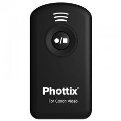 Phottix télécommande IR pour Canon vidéo