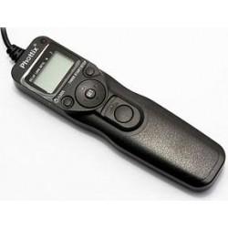 Phottix Télécommande avec Timer TR90 N8 pour Nikon D800/D810/D4