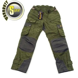Stealth Gear Extreme Forest Green Photographers Trousers 2 Taille L 30