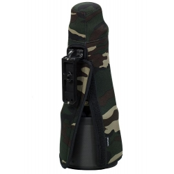 Lenscoat TravelCoat Nikon 200-400mm VR Forest Green Camo