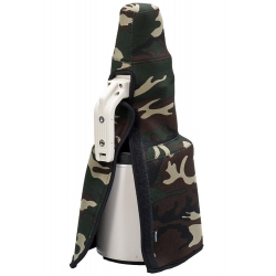 Lenscoat TravelCoat Canon 600mm IS no hood Forest Green Camo