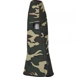 Lenscoat TravelCoat Canon 800mm IS no hood Forest Green Camo