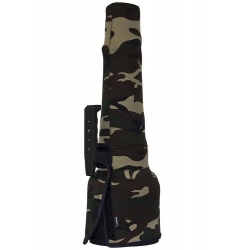 Lenscoat TravelCoat Sigma 300-800mm Forest Green Camo