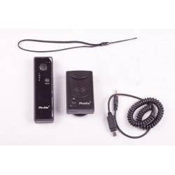 Phottix Plato Télécommande avec ou sans fil jusqu'à 100m P6 pour Panasonic