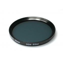 Filtres Gris Neutre ND4 diam. 62mm