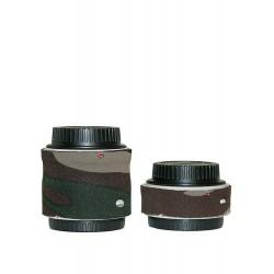 Lenscoat ForestGreenCamo pour Canon extenser 1.4x + 2x Série 3