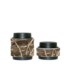 Lenscoat RealtreeMax4 pour Canon extenser 1.4x + 2x  Série 3