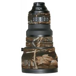 Lenscoat RealtreeMax4 pour Nikon 200mm 2 VR - VRII  AFS