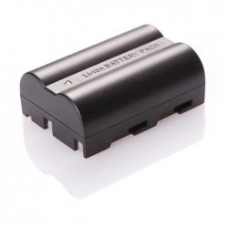 Phottix batterie Li-on rechargeable NP-400/D-Li50 pour les appareils Konica, Minolta DiMAGE A1/A2/A7/5D/7D, Pentax K10/K10D, K20