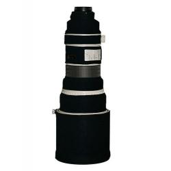 Lenscoat Black pour Canon 400mm 2.8 IS L USM série II