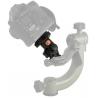 Jobu Design WAA2 Tête pour monopode et tête pendulaire / Adaptateur d'angle