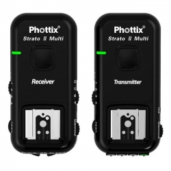 Phottix Strato II Multi 5-in-1 Wireless Flash Trigger pour Nikon
