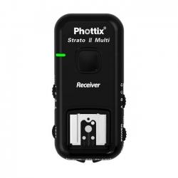 Récepteur supplémenaire pour le déclencheur Phottix Strato II Multi 5-en-1 pour Nikon