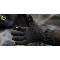Stealth Gear Photographers Gloves size XL / Gants verts taille XL