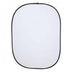 Phottix Réflecteur pliable - noir et blanc - 1.5 x 2m