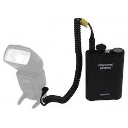 Godox Booster pour Flash PB820 avec Câble PBCX (pour Canon)