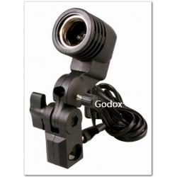 Godox Socket AC Slave LH-01 type E27 pour 1 flash
