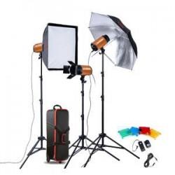 Godox Flash Kit Mini Pioneer 300SDiD  3x300W + Acc.