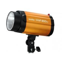 Godox Flash Kit Mini Pioneer 300SDi  300W + pied + Parapluie