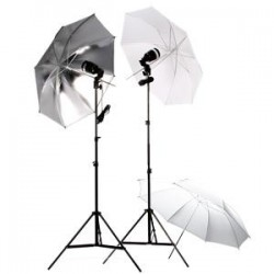 Godox KIT Flash 55W AC Slave Sy3000 E27