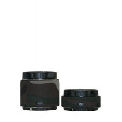 Lenscoat ForestGreenCamo pour Sigma Extender Set