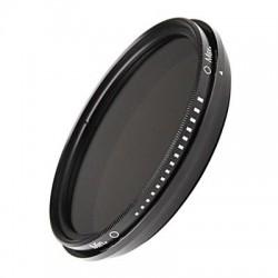 Phottix Filtre Gris ND Variable 52mm