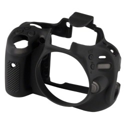 EasyCover Protection Silicone pour Nikon D5100