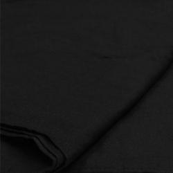 Phottix Fond en tissu mousseline Noir (3x6m)