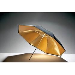"Godox parapluie de studio UB-003 noir & doré 33"" (84cm)"