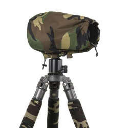 Lenscoat RainCoat RS Small ForestGreenCamo