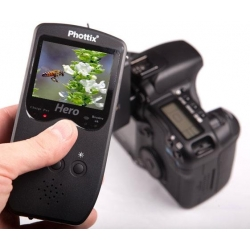 Phottix Live View Hero 100m Wireless Remote Nikon N10 D90/D5000/D5100/D3100/D7000