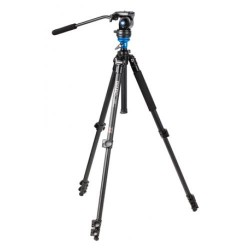 Benro A2573FS4 Kit Trépied Video Aluminium