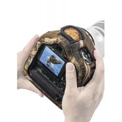 Lenscoat BodyGuard Compact CB Anti-Bruit avec Grip RealtreeMax4