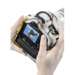 Lenscoat BodyGuard Compact CB Anti-Bruit avec Grip RealtreeAPSnow