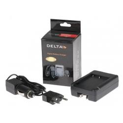 Delta Chargeur pour Canon LP-E6 12v/220v-110v