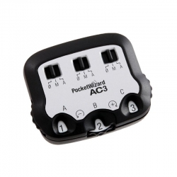 POCKETWIZARD ZoneController AC3 pour NIKON