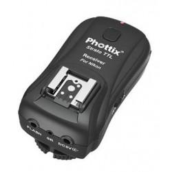 Phottix Strato TTL Flash Trigger / Récepteur seul pour Nikon