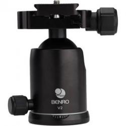 Benro V2 + Plateau PU60 Rotule à friction Haut de gamme
