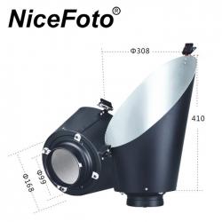 NiceFoto SN09 Réflecteur pour fond de studio