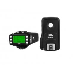 Pixel King Pro pour Canon -  Kit émetteur / récepteur TTL
