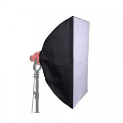 NiceFoto boîte à Lumière / Softbox 60x80cm pour Mandarine