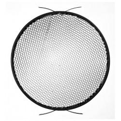 Grille nid d'abeille L 40° de 18cm / honeycombs